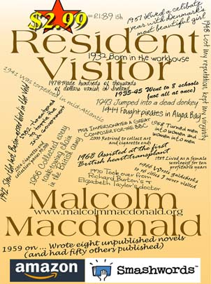 Resident Visitor advertisement