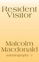 ebook cover for Resident Visitor
