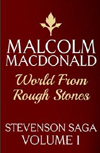 hodder ebook cover for World From Rough Stones